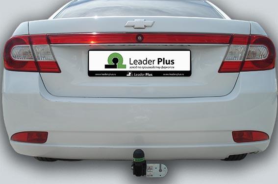Фаркоп C218-А для CHEVROLET EPICA 2006-2012. Leader-Plus