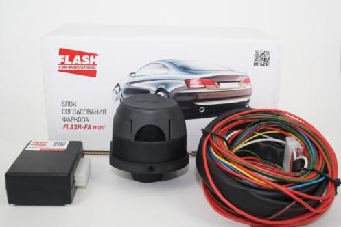 Блок согласования для фаркопа FLASH FA COMPACT