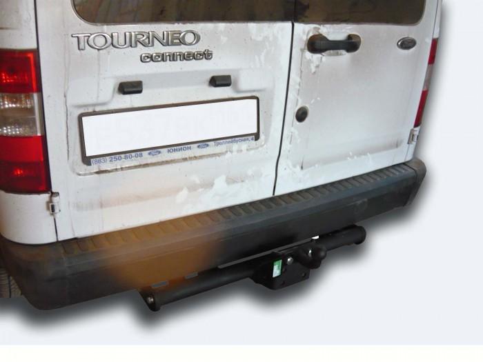 Фаркоп F111-FC для FORD TOURNEO CONNECT 2002 — 2014
