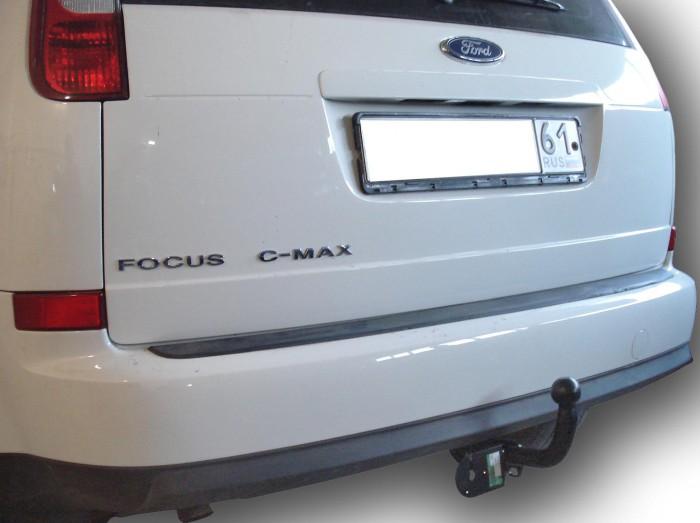 Фаркоп F105-A для FORD C-MAX 2004-2010. Leader-Plus